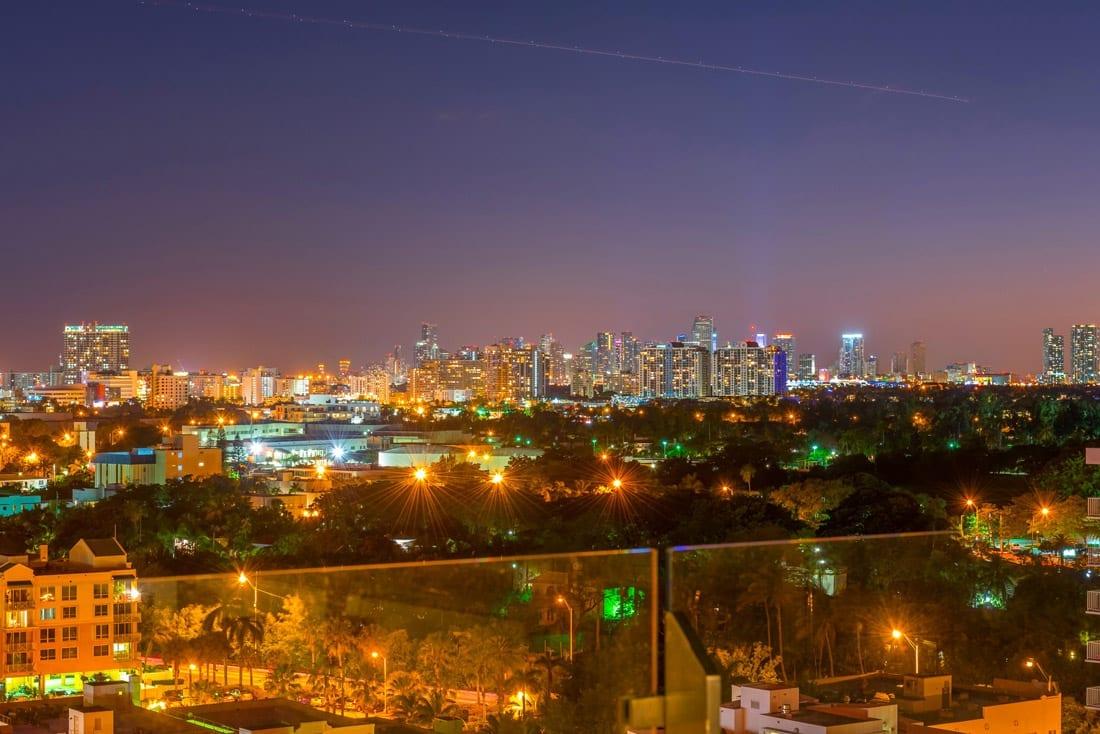 PH1404 view at night