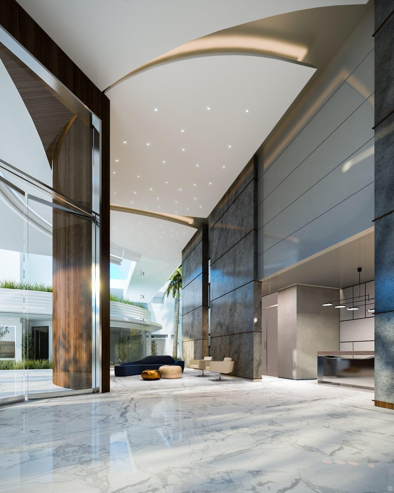 L'Atelier-Lobby