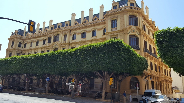 Historic building Malaga