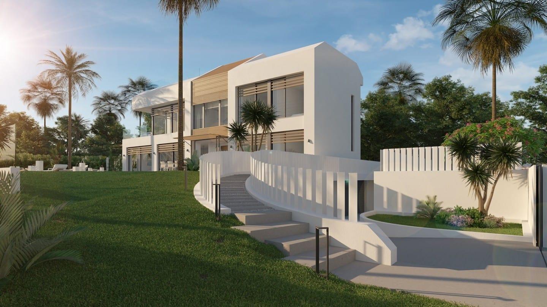 Imare villa de lujo frente al mar nueva milla de oro