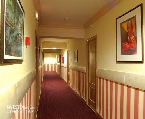 Renovation project three hotels benalmadena
