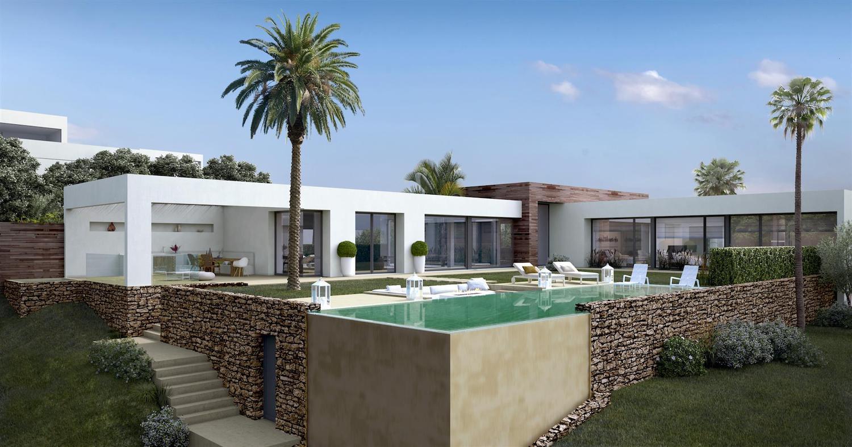 Villa de lujo en Altos de los Monteros