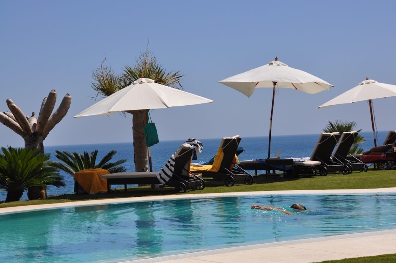 Beach club spa restaurant mijas - Investo International