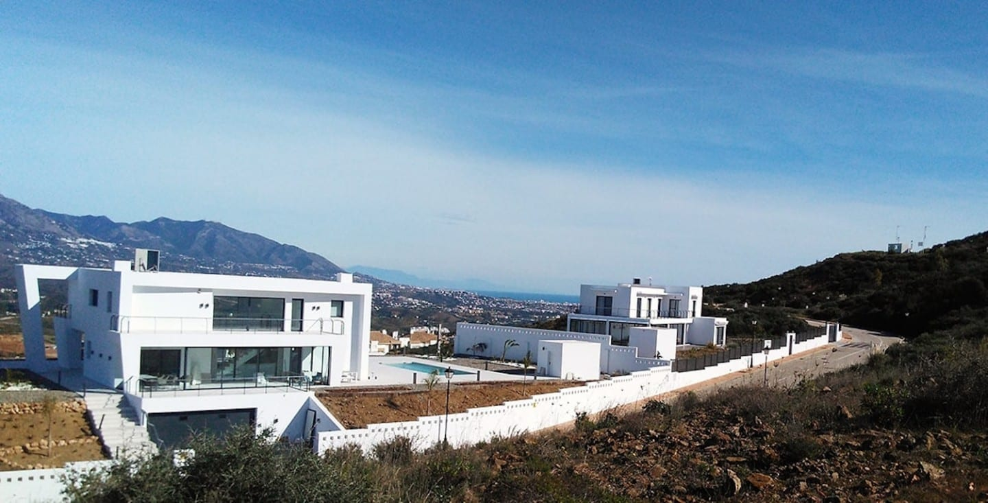 villa laura la cala de mijas Investo International