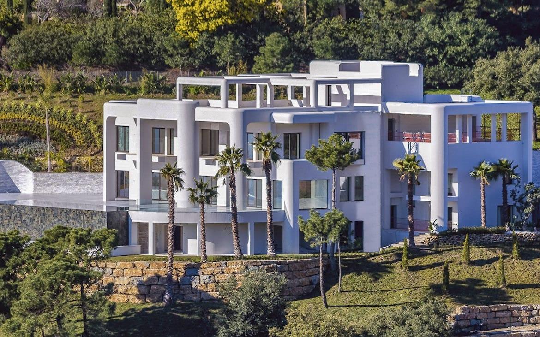 Luxury villa La Zagaleta - Investo International