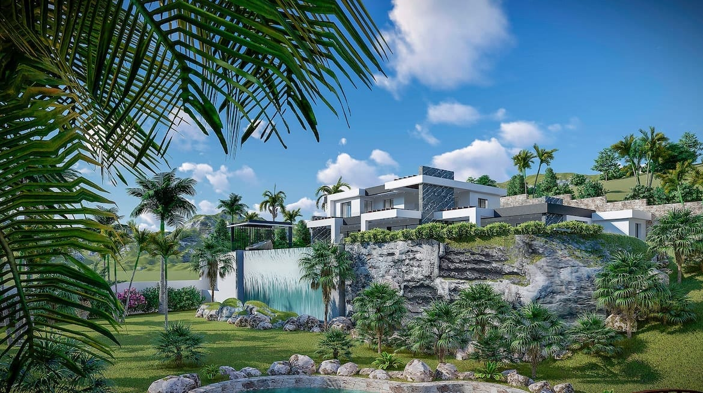 Ayame la quinta villa de lujo en Marbella