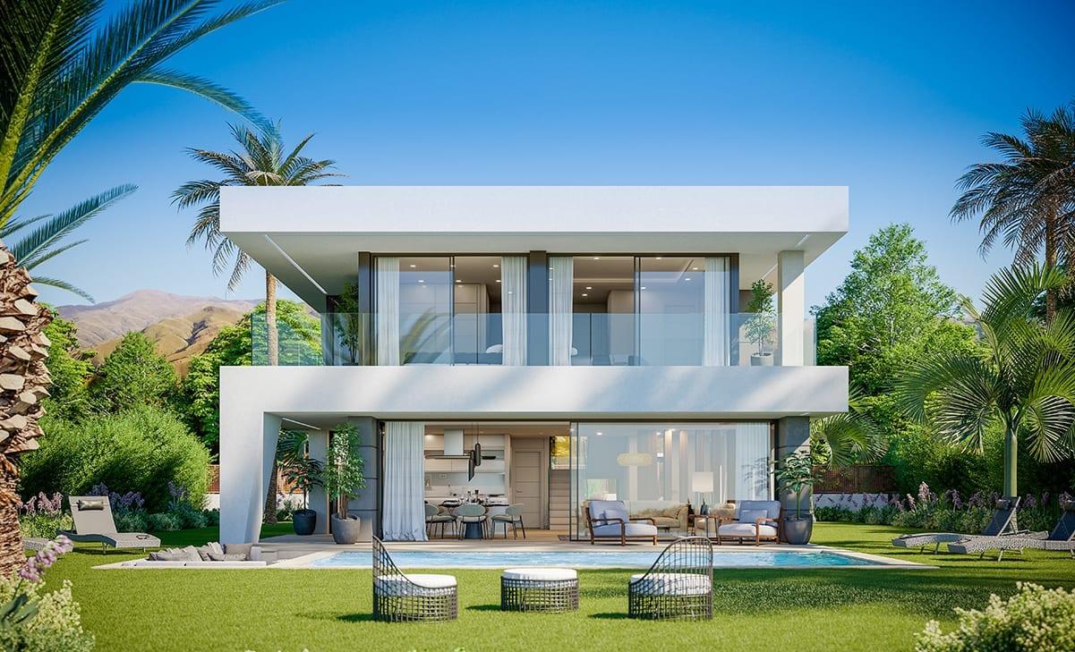 Villa Amatista - Bel Air - Estepona