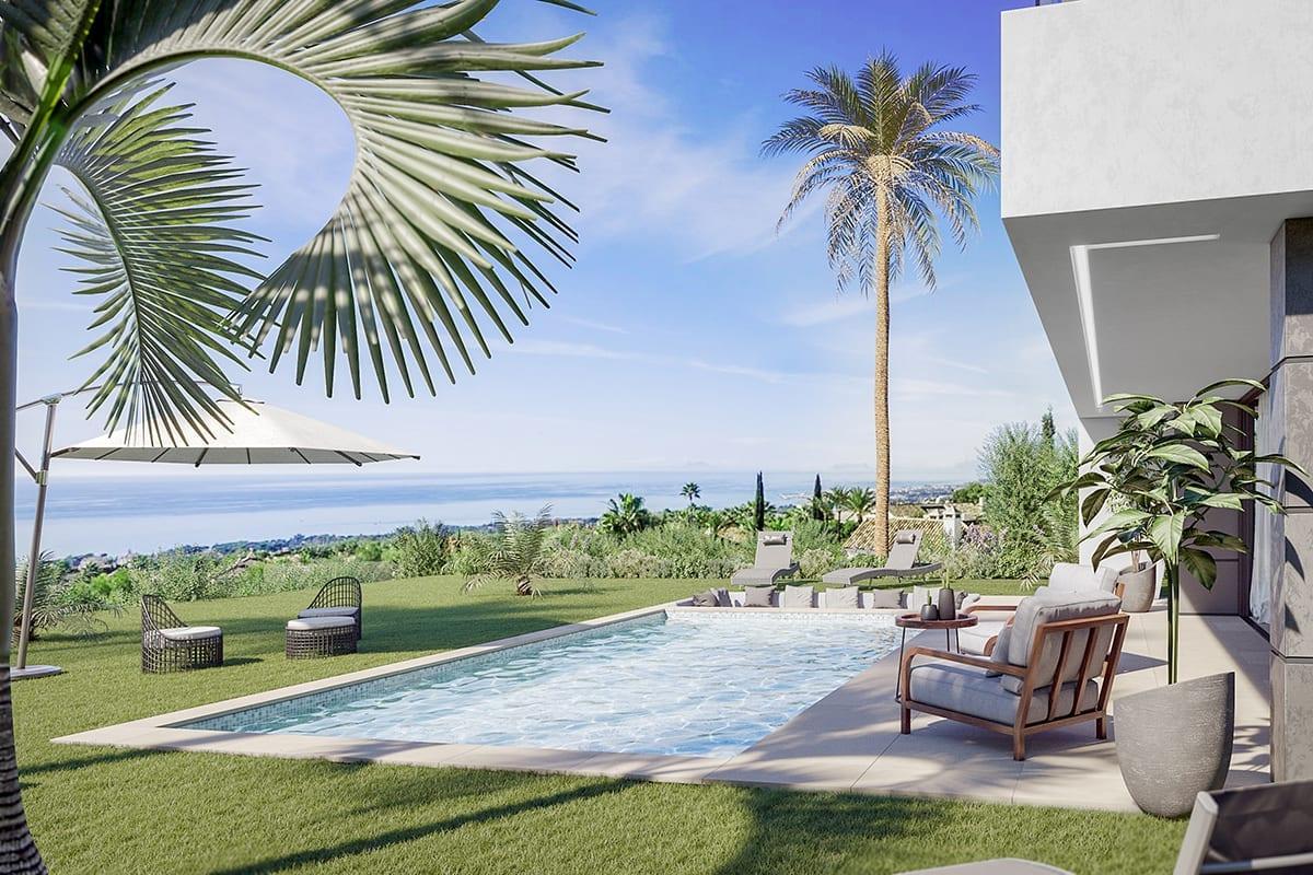Villa Amatista - Bel Air - Estepona - Investo International - inmobiliaria de lujo