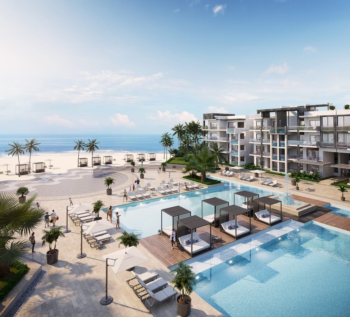 Inmobiliaria en el Caribe Ocean Bay Punta Cana Inmobiliaria en el Caribe Investo International