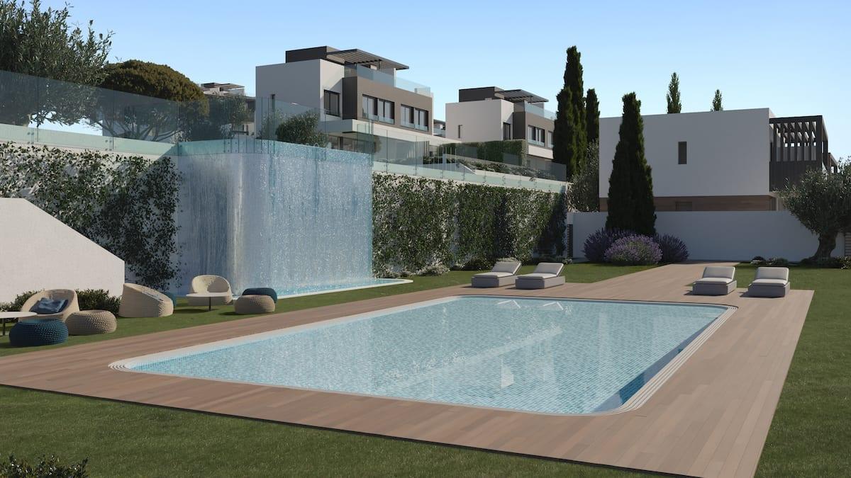 casas adosadas Estepona Serene Atalaya Investo International